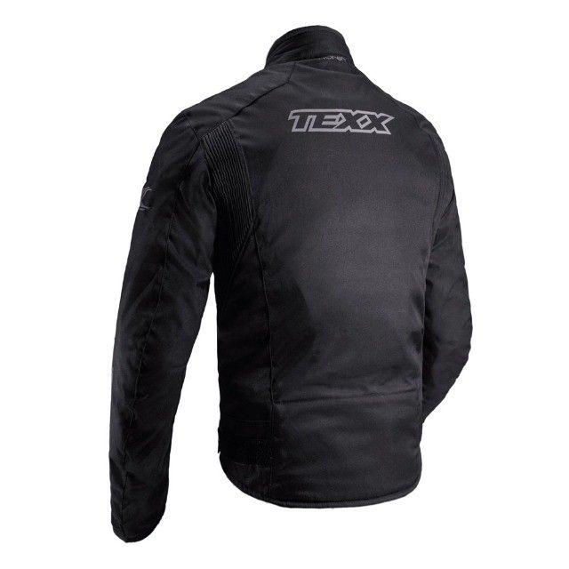 jaqueta texx impermeável ronin entregamos todo rio - Foto 3