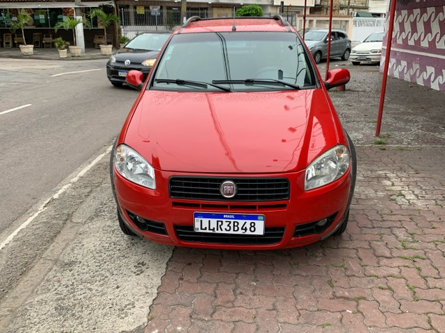 FIAT STRADA CAB DUPLA