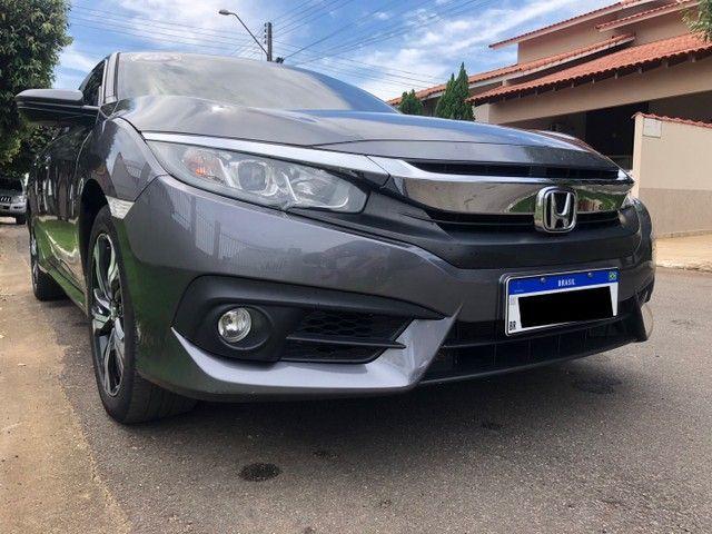 Honda Civic G10 2018 para homens exigentes