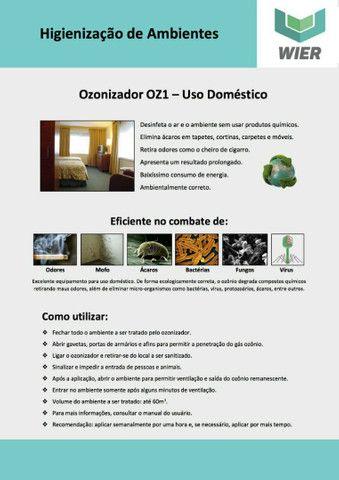 Gerador de Ozônio WIER Mini - Foto 4