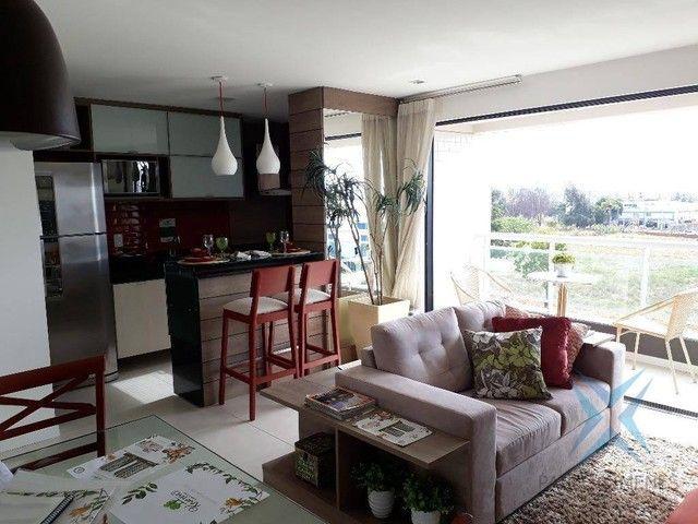 Apartamento residencial à venda, Engenheiro Luciano Cavalcante, Fortaleza. - Foto 8