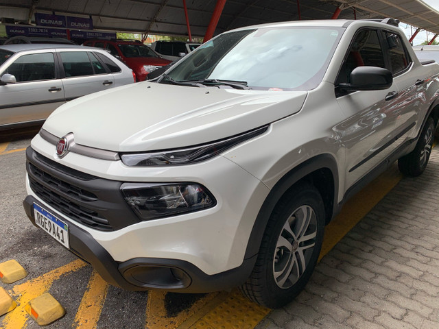 Fiat  toro  2021 flex. Manual  okm pronta entrega  - Foto 3