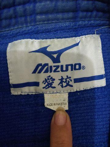 R$100 Kimono judogui Mizuno  - Foto 5