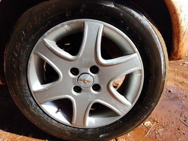 Rodas originais Chevrolet aro 15 - Foto 3