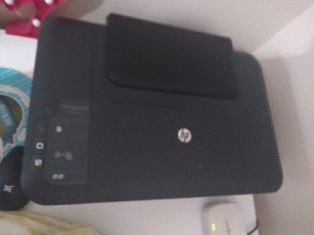 Impressora hp deskjetf2050