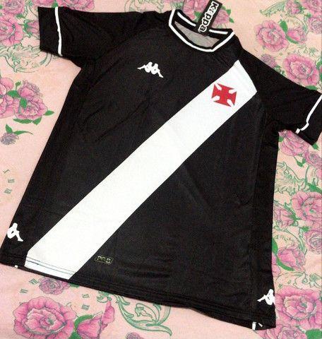 Camisa de times (Vasco)