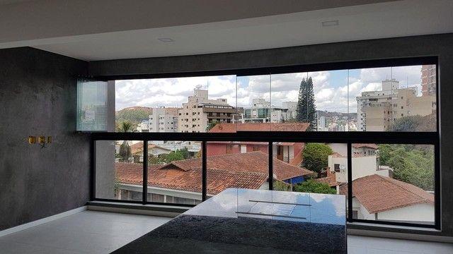 Apartamento para venda com 98 metros quadrados com 2 quartos em São Mateus - Juiz de Fora  - Foto 11