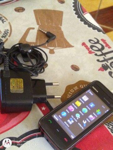 Nokia 5530 XPRESS MUSIC BEM CONSERVADO VEJAM... - Foto 6