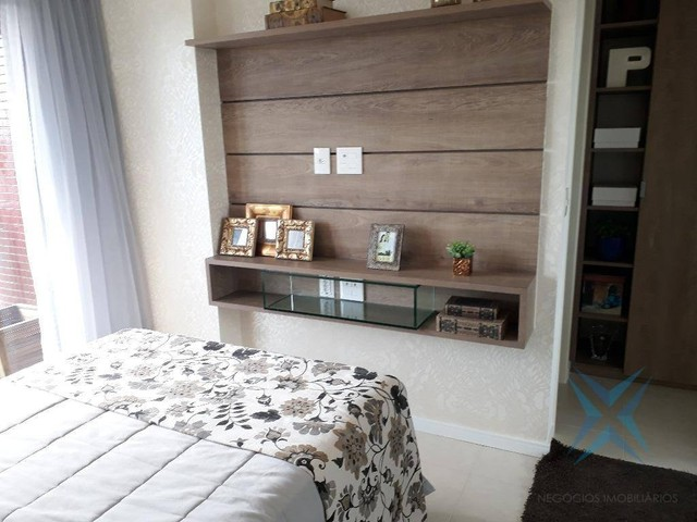 Apartamento residencial à venda, Engenheiro Luciano Cavalcante, Fortaleza. - Foto 19