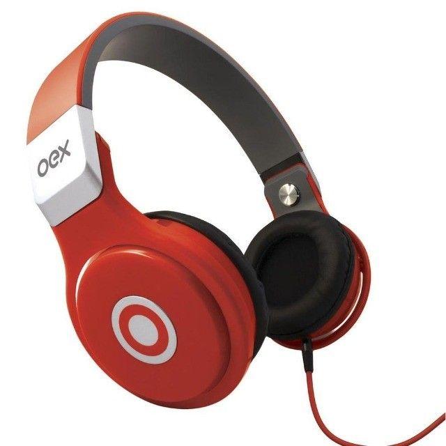 Headset Groove Com Microfone Hp-102 novo lacrado, garantia - Foto 3