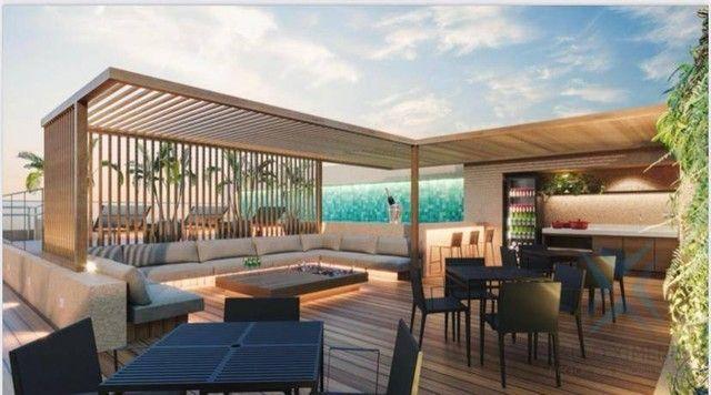 Apartamento compacto à venda, 60 m² por R$ 496.000 - Engenheiro Luciano Cavalcante - Forta