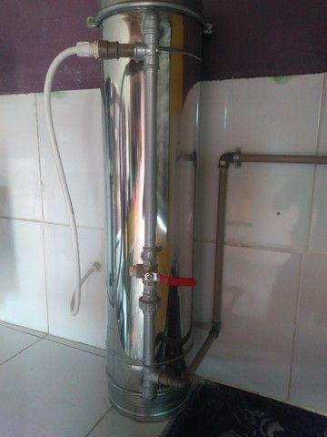 Lindo Filtro central de água e açaí R$1000, aceito cartão e propostas. Tel * - Foto 2
