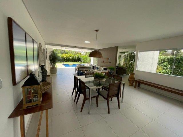 Casa de condomínio para venda possui 450000 metros quadrados com 5 quartos - Foto 14