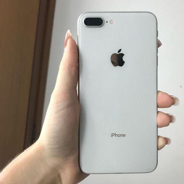 iPhone 8 64GB Branco Swap  na sl celulares com garantia e qualidade