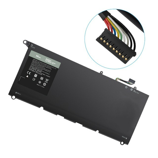 Bateria Notebook Dell XPS 13 9343 e 9350 56WH 7.6v 4Cell - Foto 2