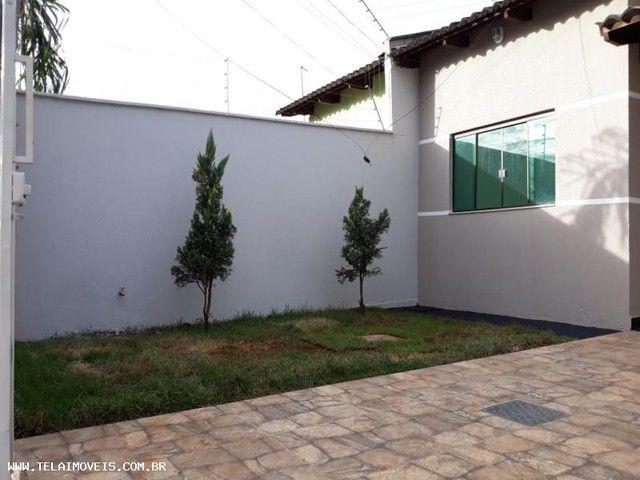 Casa para Venda em Aparecida de Goiânia, Cidade Vera Cruz, 3 dormitórios, 1 suíte, 2 banhe - Foto 2