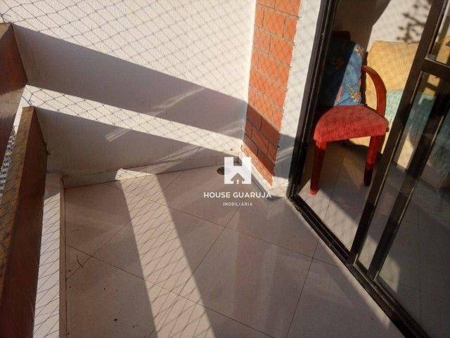 Apartamento com 2 dormitórios à venda, 68 m² por R$ 260.000,00 - Enseada - Guarujá/SP - Foto 5