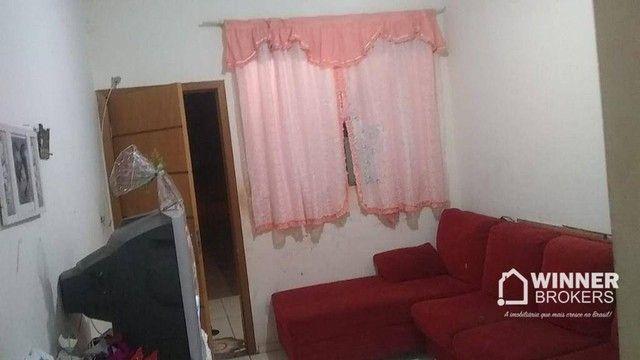 Casa com 2 dormitórios à venda, 57 m² por R$ 50.000,00 - Sao Jorge - Paiçandu/PR - Foto 3