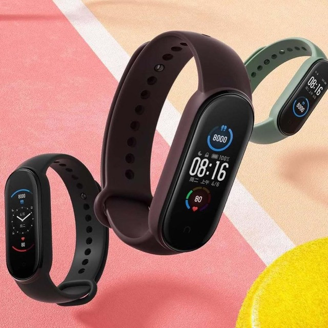 Mi Band 5 Global (em português) + brinde exclusivo - Foto 3