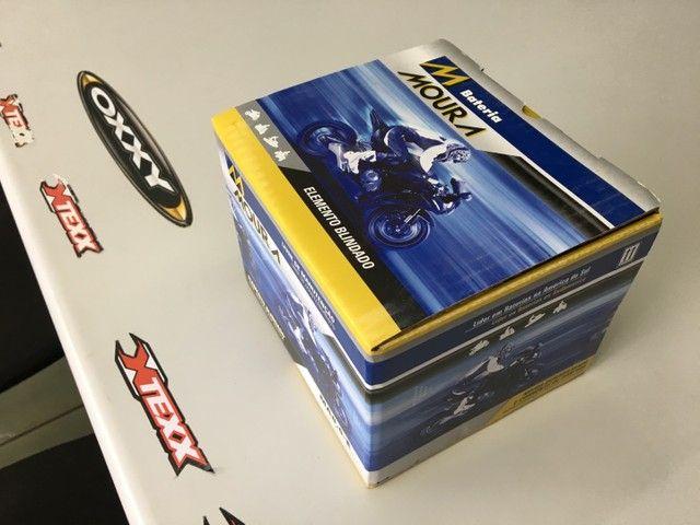 Bateria  Moura  Ma12-d Harley davidson 883 entrega todo Rio  - Foto 2
