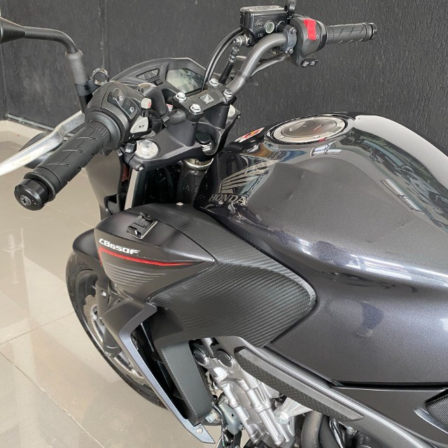 Honda CB 650F 2014/2015 - Foto 6