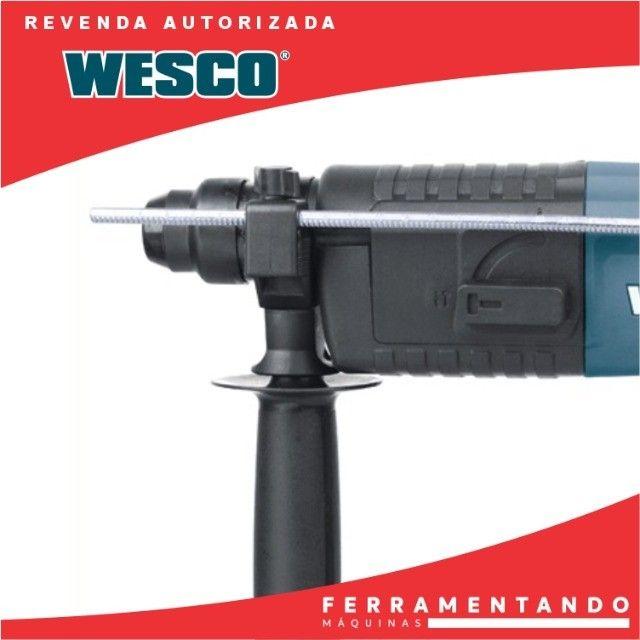 Martelete Furadeira de impacto 620W c/ bolsa Wesco Fazemos entrega - Foto 2