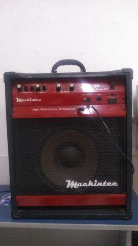 Amplificador Mackintek -  ou Troco por PC