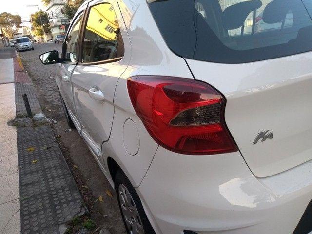 Ford Ka SE 1.0 2020 27.000km - Foto 7