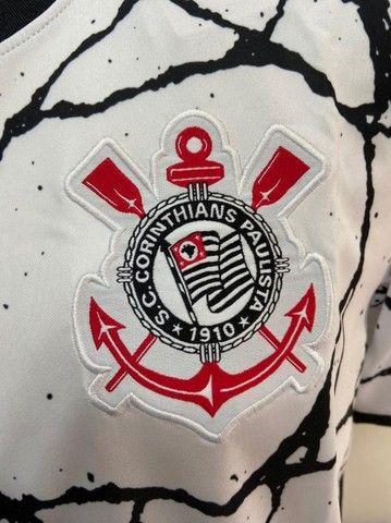 Camisa Corinthians 2021 - Foto 4