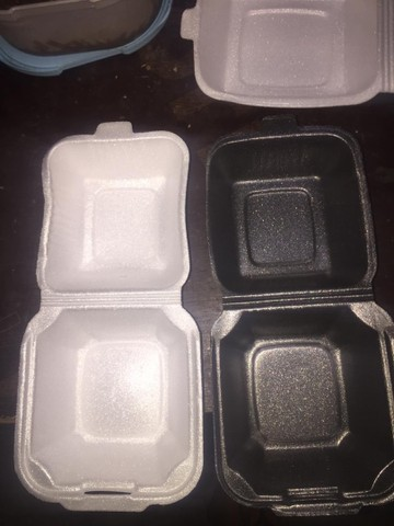 Embalagem hamburguer h1 - Foto 3