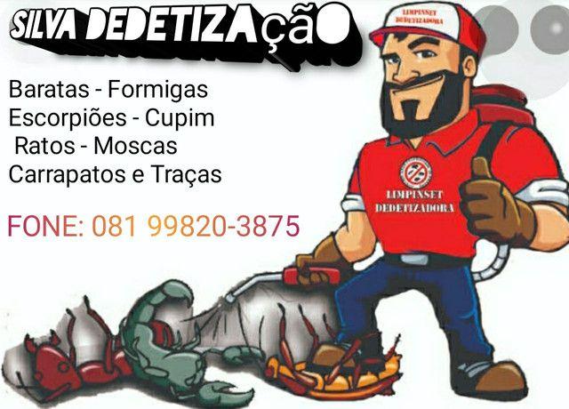 Silva Dedetização  - Foto 2