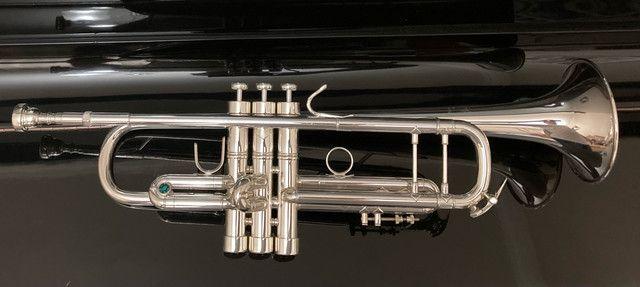 Trompete Vicent Bach 37 Profissional - Foto 2