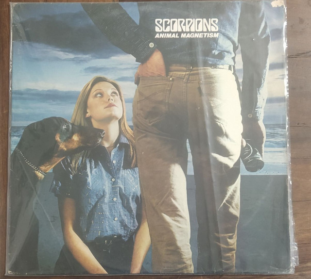5 LPs - Scorpions / Jimmy Cliff / Yahoo - Foto 3