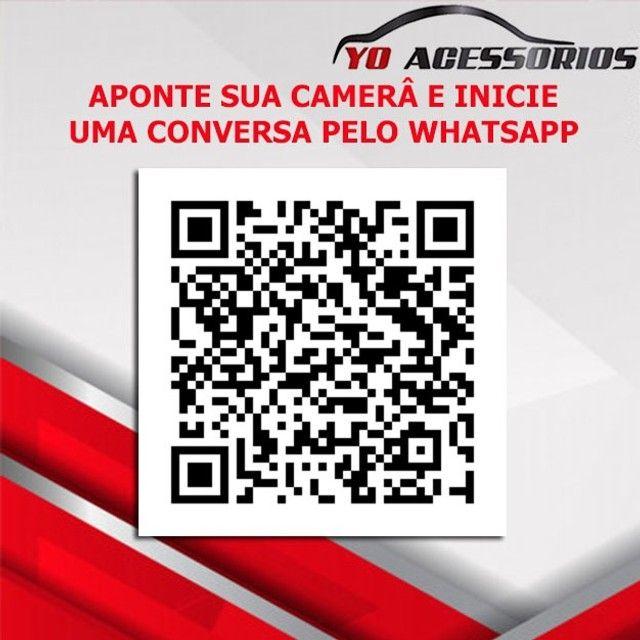 Santo Antonio S10 2012 a 2020 Cromado Aço Inox Excelence - Foto 2
