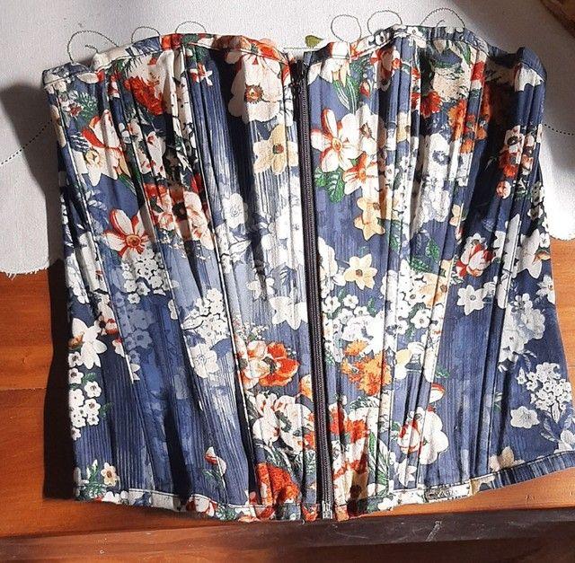 Kit de roupas  6 peças pouco usadad - Foto 5