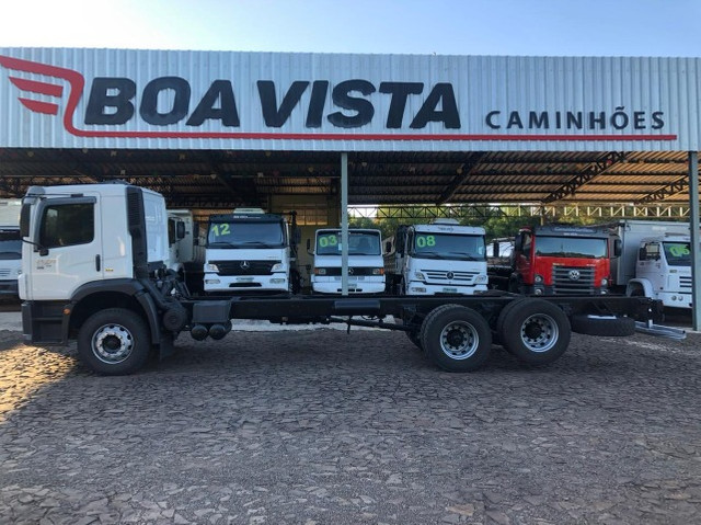 VW 24.280 Constellation 6X2 2015/2015 - Chassi - Foto 5