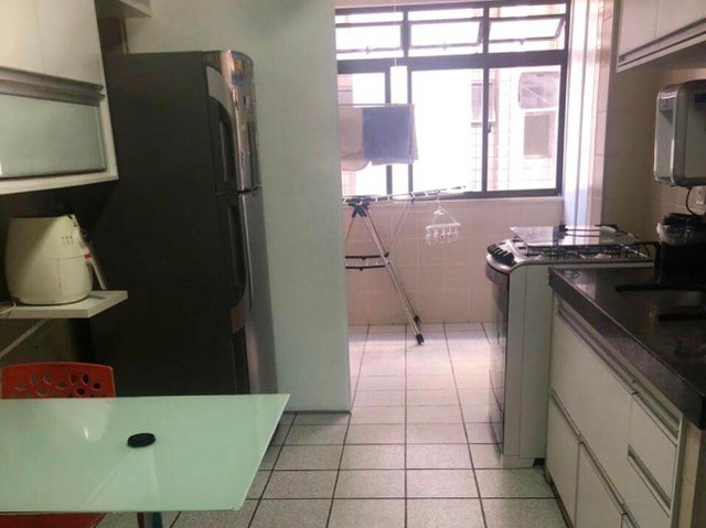 (ESN)TR71732. Apartamento na Varjota com 127m², 2 suítes, DCE, 2 vagas - Foto 8