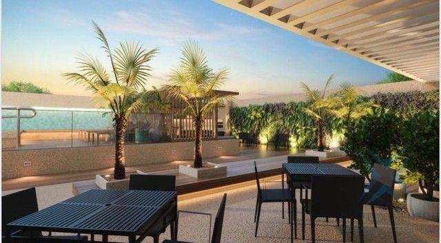 Apartamento compacto à venda, 37 m² por R$ 322.000 - Engenheiro Luciano Cavalcante - Forta - Foto 8