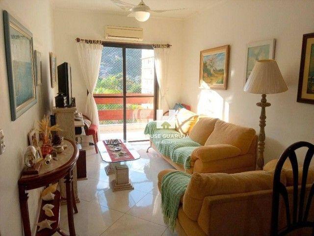 Apartamento com 2 dormitórios à venda, 68 m² por R$ 260.000,00 - Enseada - Guarujá/SP