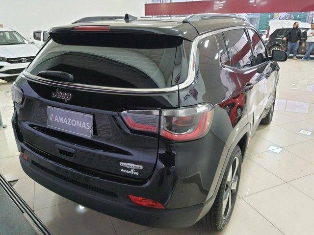 COMPASS 2018/2018 2.0 16V FLEX LONGITUDE AUTOMÁTICO - Foto 5