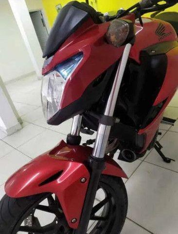 Honda CB500f - Foto 2