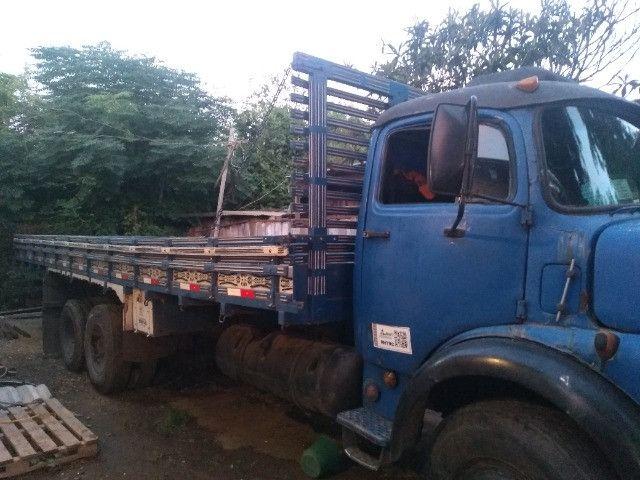 Caminhão 1113 truk vendo$35,000 ou troco por caminhão bau