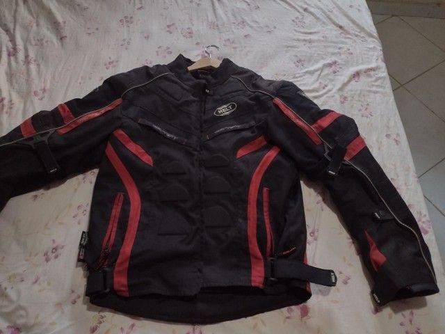 Jaqueta motoqueiro HELT - Foto 2