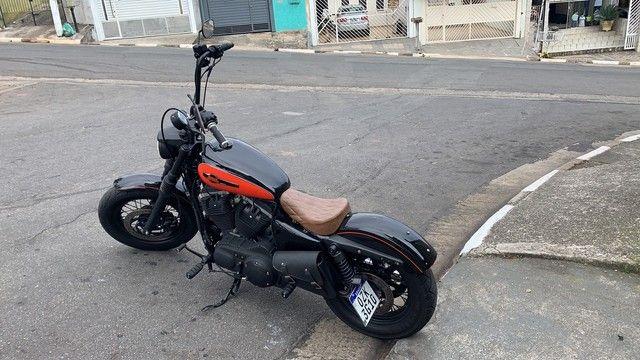 Harley 1200 custom  - Foto 6