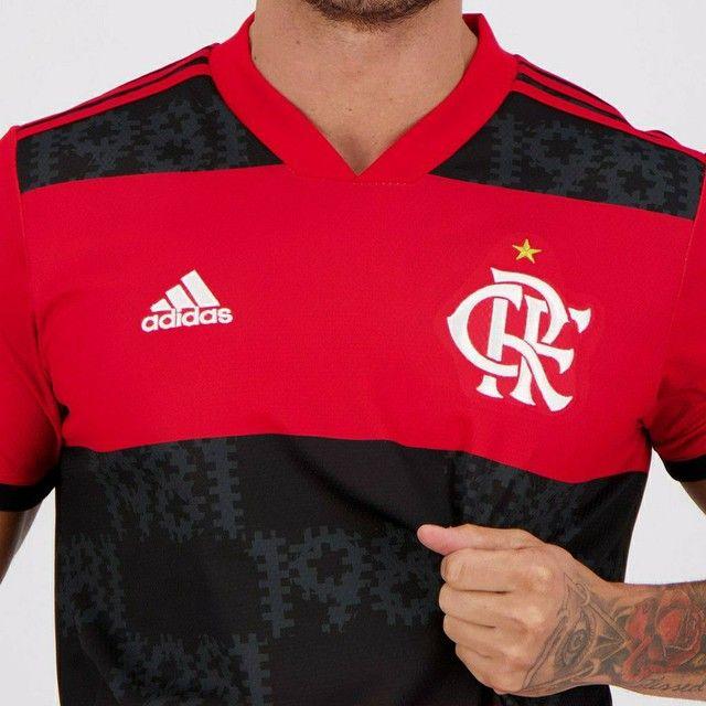 PROMOÇÃO camisa do Flamengo + cesta do dia dos namorados  - Foto 2