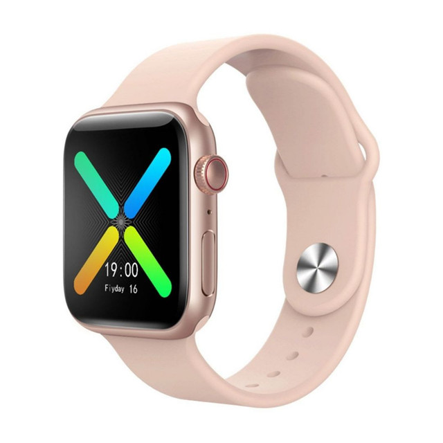 Smartwatch X8 rosê