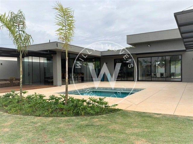 Casa em Condomínio para Venda em Presidente Prudente, CONDOMÍNIO PARK GRAMADO, 3 dormitóri
