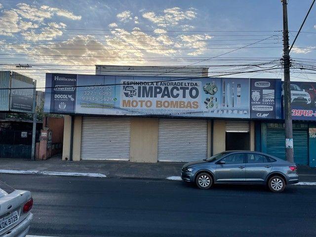 Galpão/ sala comercial para aluguel 220m2 av. consolação Vila Santa Rita - Goiânia - Goiás