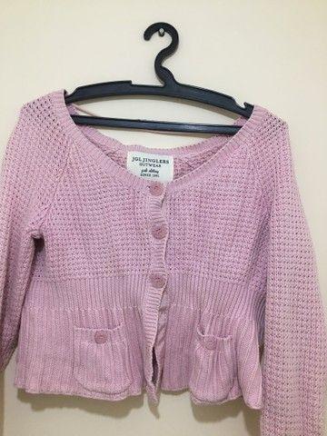 Suéter em tricô  - Foto 3