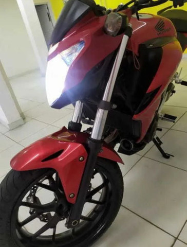 Honda CB500f - Foto 5